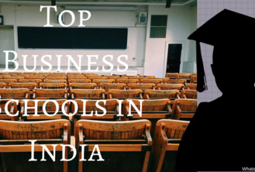 Top Business Schools in India