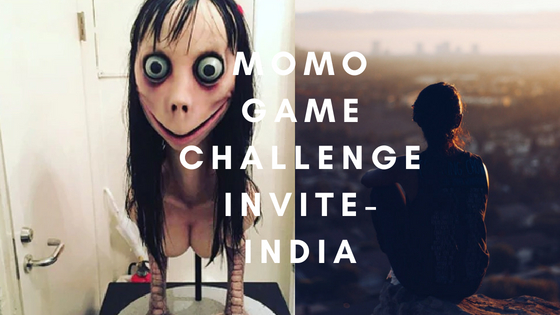 College Girl in West Bengal Gets 'Momo Game Challenge Invite' | Makes her Suicidal Post Public