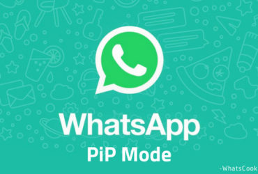whatsapp PiP Mode