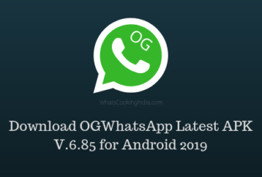 ogwhatsapp latest apk v6.85
