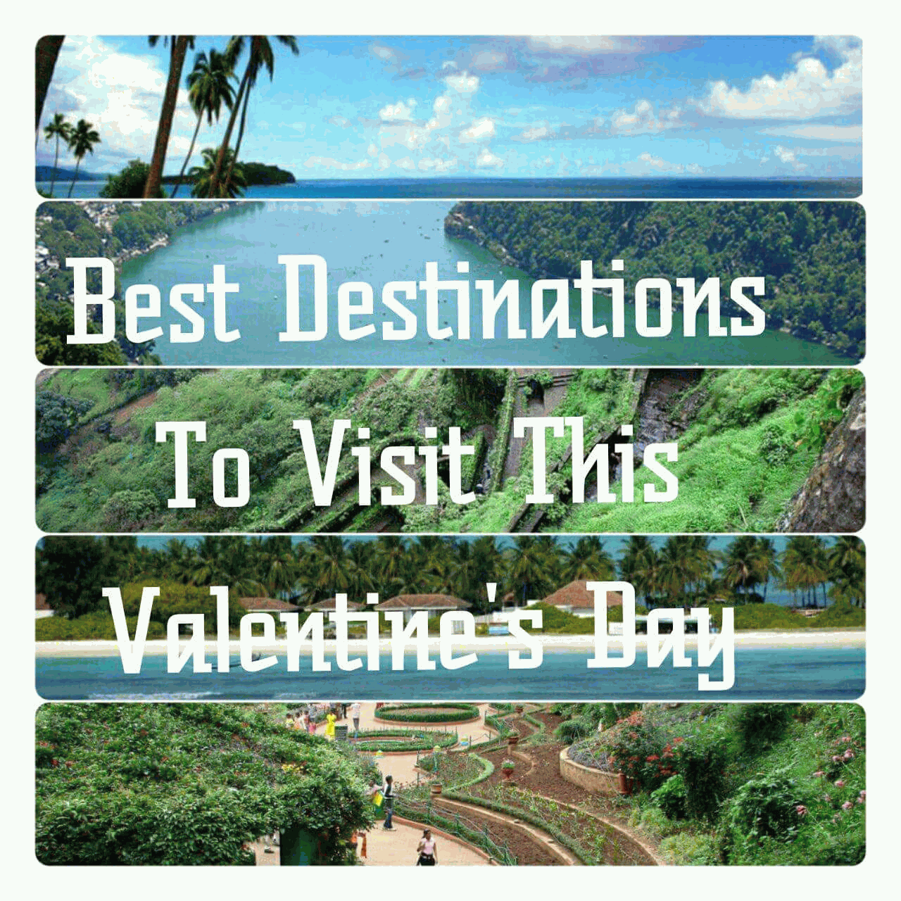 18 Best Destinations to Visit this Valentine's Day | India