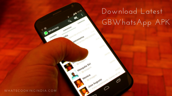 GBWhatsApp Latest APK Download V7.00 | Anti Ban (Official Update)