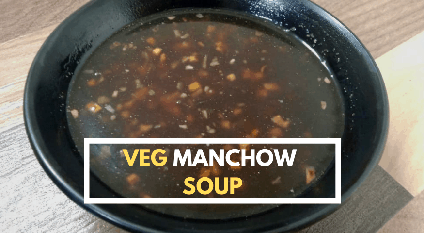 Veg Manchow Soup Recipe | Easy Manchow Soup Recipe