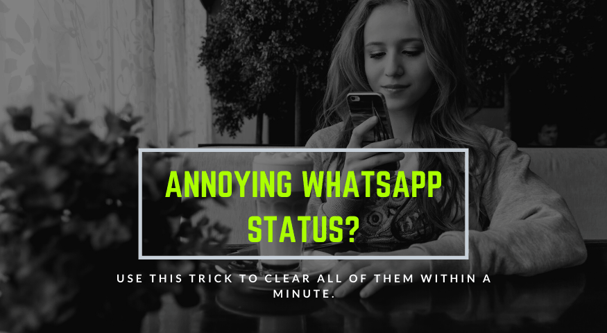 How To Delete Status From Whatsapp? | WhatsApp Tricks
